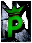 king P by davespertine
