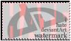 hate watermark2 by davespertine