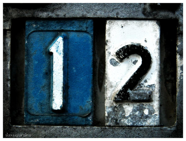 twelve by davespertine