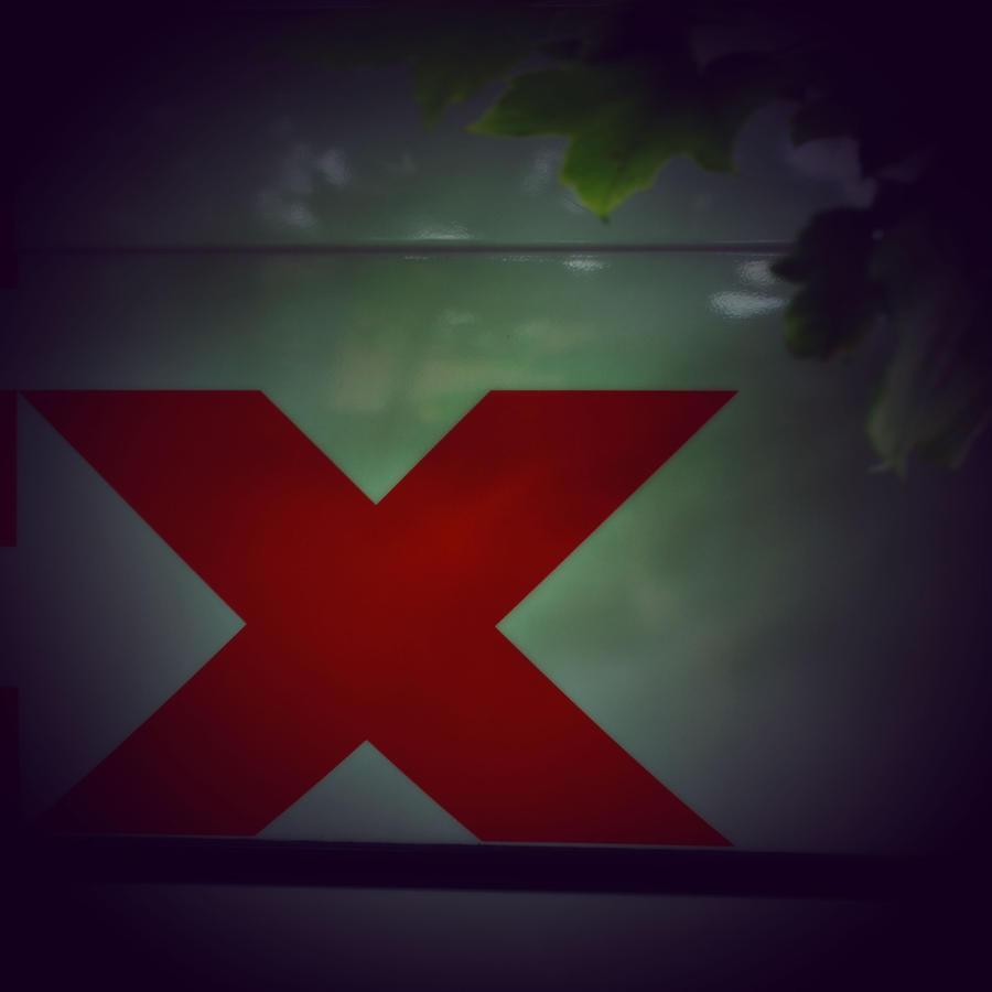 an x by davespertine