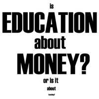 EDUCATION by davespertine