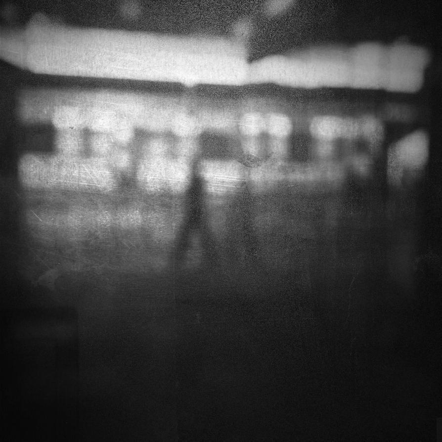 walk in my shadow by davespertine