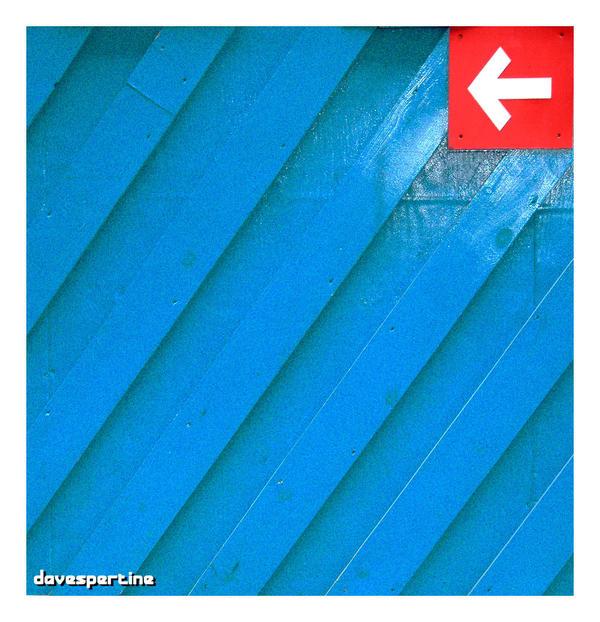 avoid the downward slide by davespertine