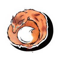 Fox Coil by twinrot-arts