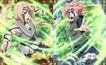 Naruto Shinobi Collection Shippu Ranbu Sakura H.