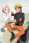 Sakura y Naruto Cam. 2012