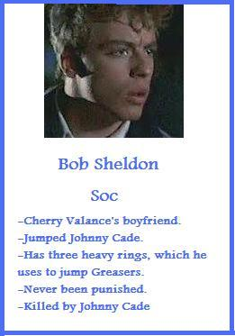 the outsiders johnny cade quotes