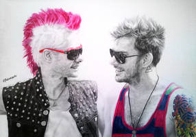 Brothers Leto