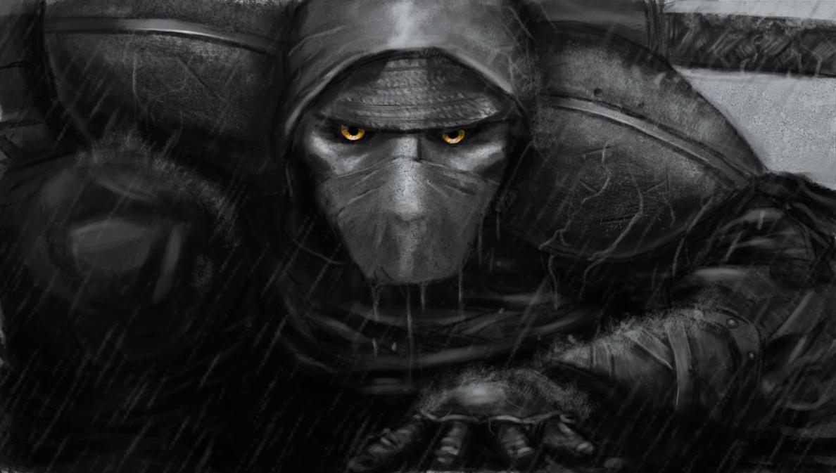 Demon Ninja By Vinciusprime On Deviantart
