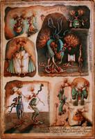 Alice in Wonderland II by MillerTanya