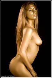 pretty in gold by blackrose22