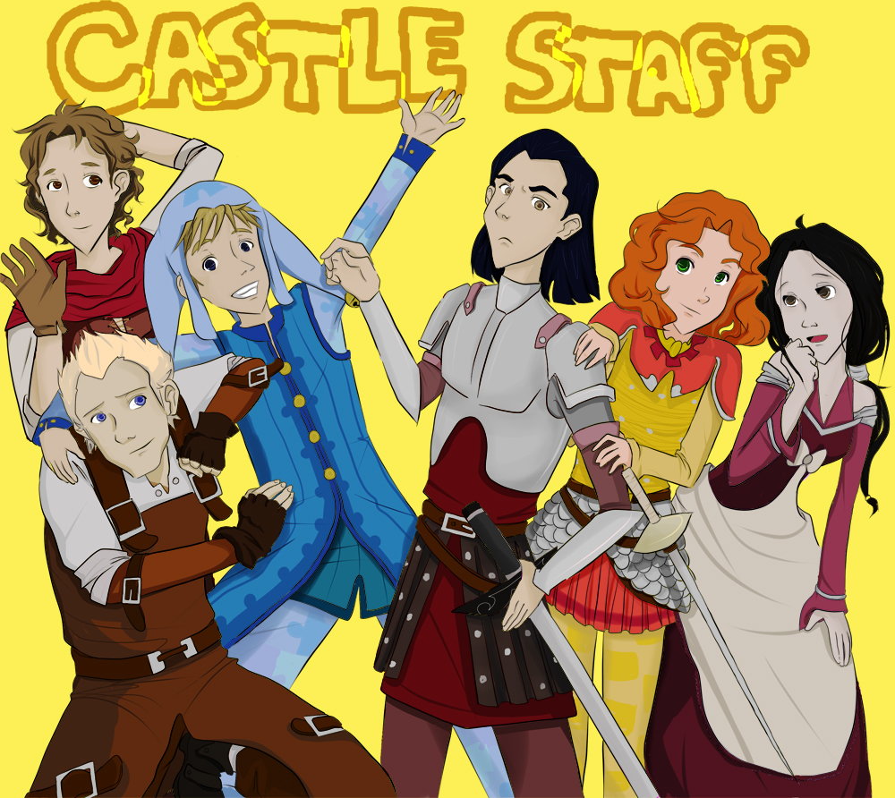 Castle staff by Desired-Dez