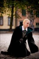 Draco Malfoy by kalaspuff