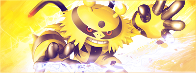 Electivire Signature by LimeBowler