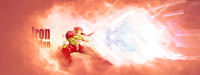 Iron Man Sprite Signature by LimeBowler