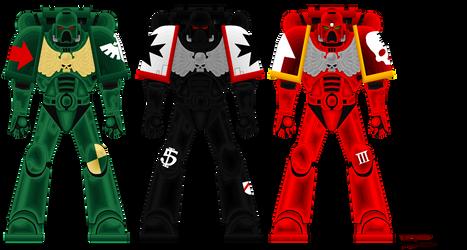 Marines by Agent3quilibrium