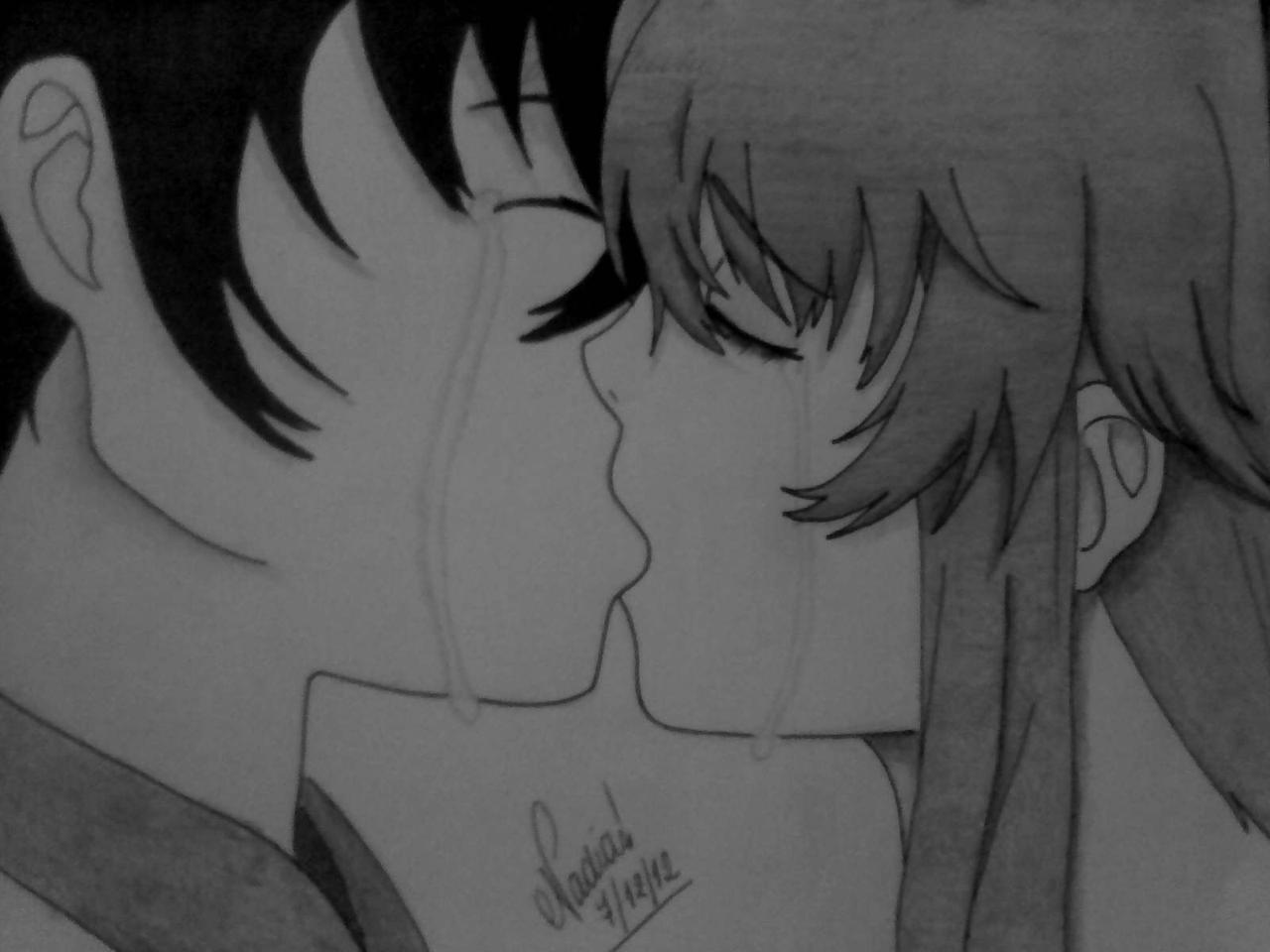 Yuno Y Yuki MIRAI NIKKI By NadiaTBM On DeviantArt