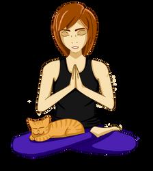Meditation by Ocny