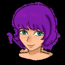 Seeing Purple by Ocny