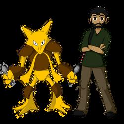 Pokemon Trainer by Ocny