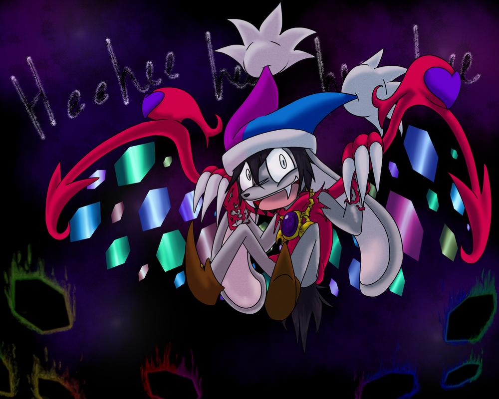 Psycho Soul by sami86404