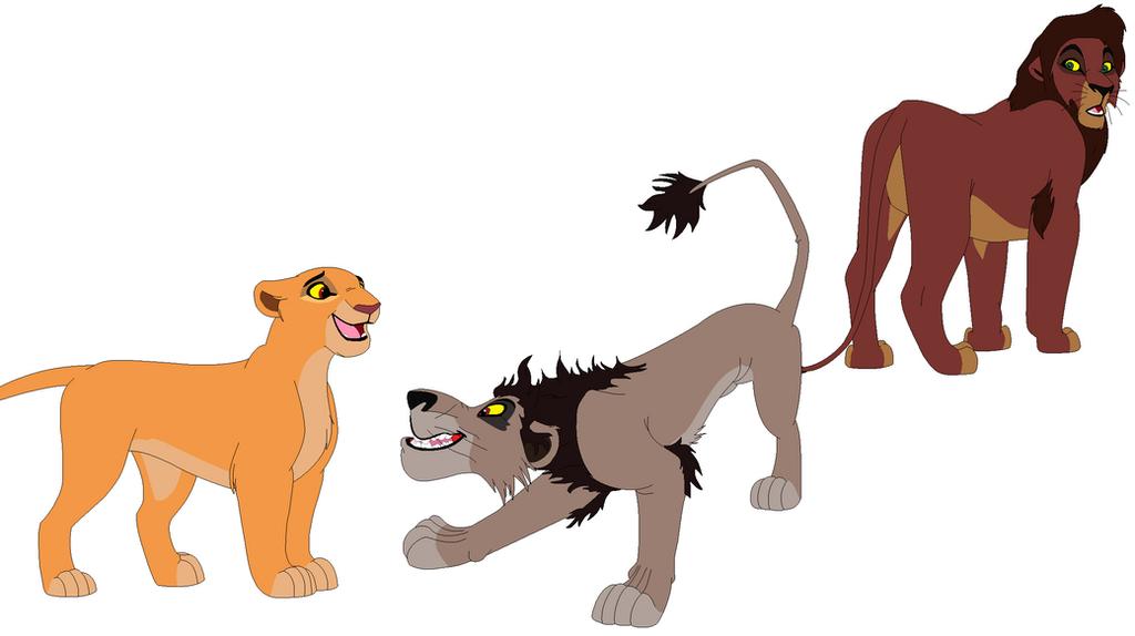 Lion King Fuck 104
