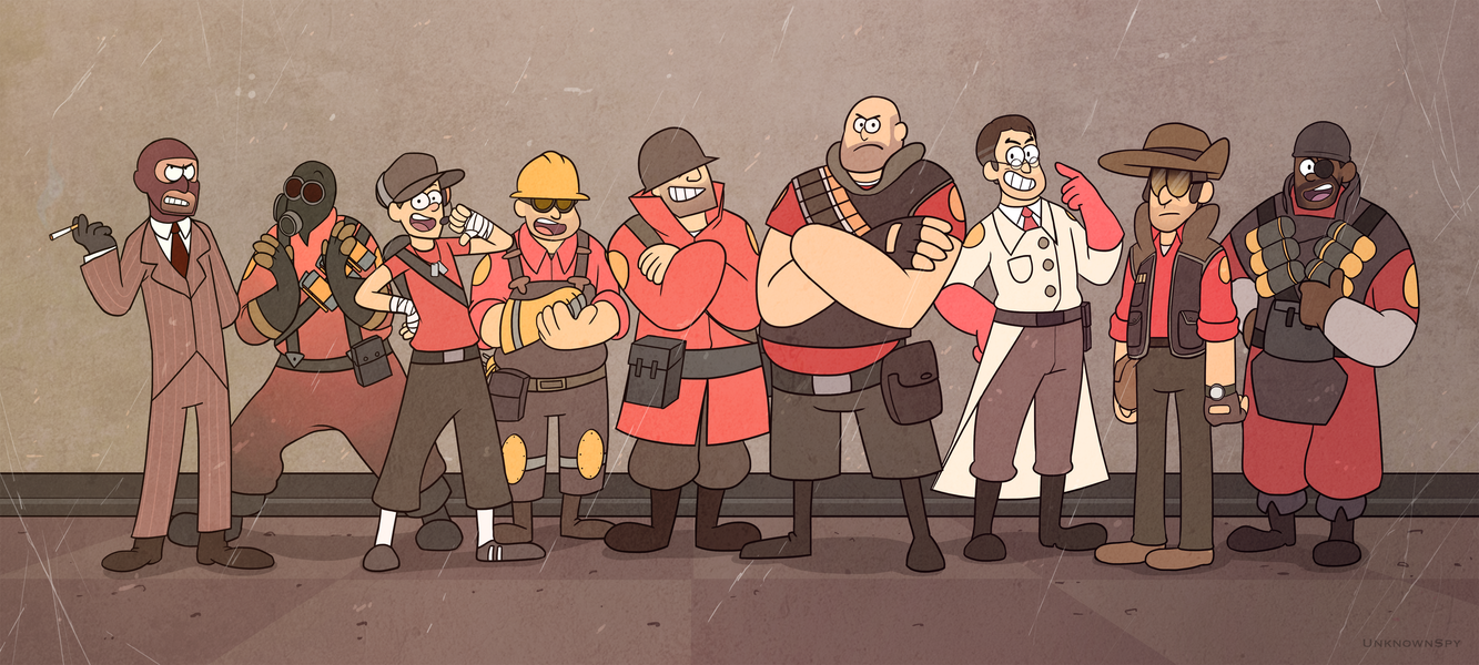 Gravity Fortress 2 by UnknownSpy