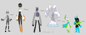 Media Control Concept Designs 2 by UnknownSpy