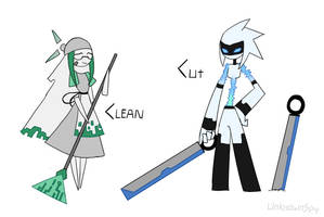 Media Control Fan Characters 1 by UnknownSpy