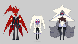 tiny little family