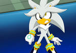 Sonic X: Silver in Space