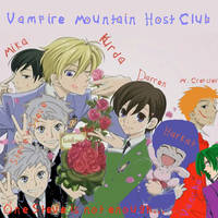 Vampire Mountain Host Club by mikrilla