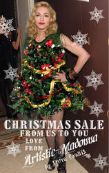 Artistic-Madonna Sale by artistic-madonna