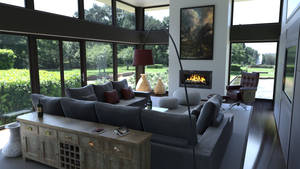 Indoor Architectural Visualisation