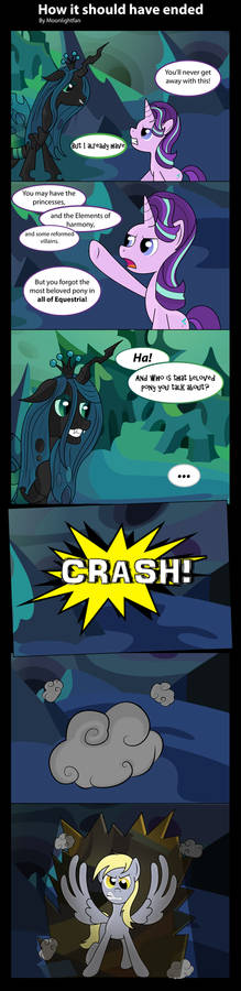 Forgetting somepony?