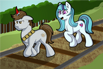 A Journey for Two Ponies