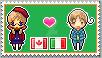 ItaCan: Nyo!Canada X Italy by Vanilla247