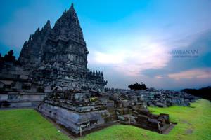 Prambanan Temple by cendhikaphoto