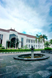 Bank Indonesia by cendhikaphoto
