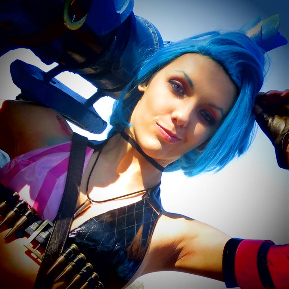 jinx the loose cannon by miowien92 on deviantart