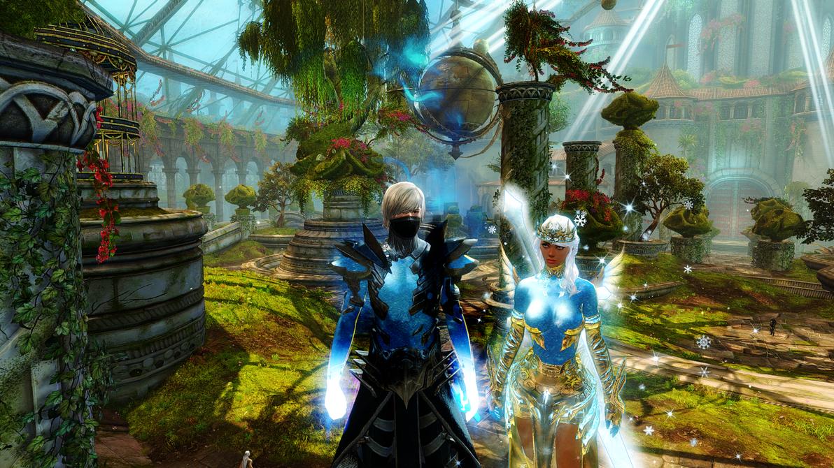 Guild Wars 2 by Dot-SeRg