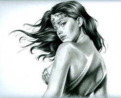 Wonder Woman by Hartmann71