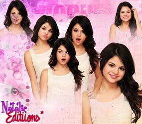 Selena Gomez Forever by NatalieEditiions