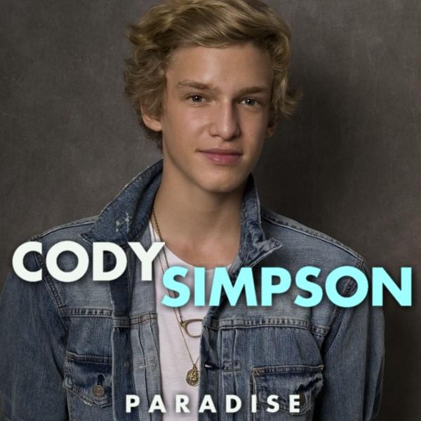 Cody Simpson : Paradise