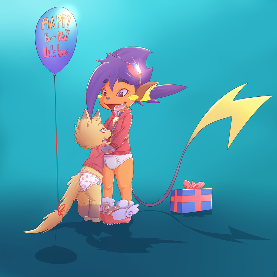 prodigious9 gift commission by phation