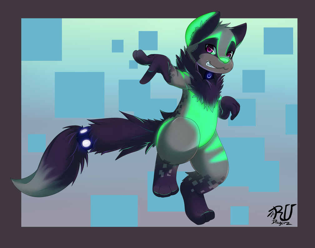 Art Trade of Bitcoon by phation