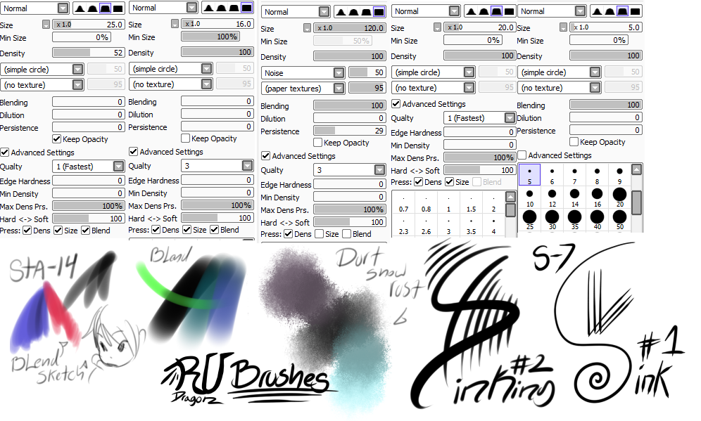 How to download sai 2 brushes