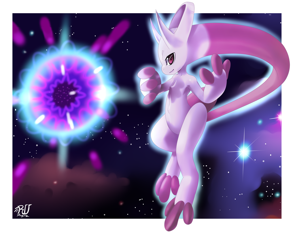 Mew3 by phation