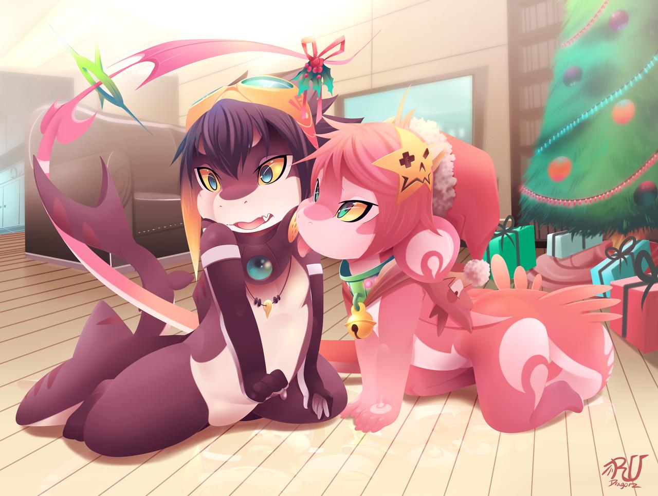 mistletoe Ru (love) mako by phation