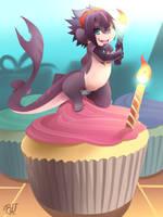 happy birthday MAKO by phation